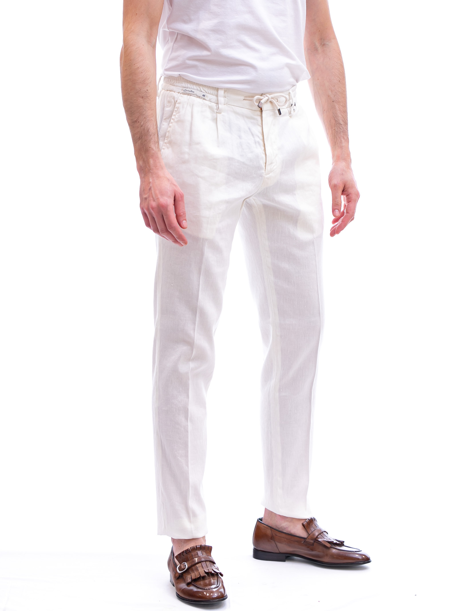 Pantalone con coulisse PAOLONI   Pantalone   P107T-21106702
