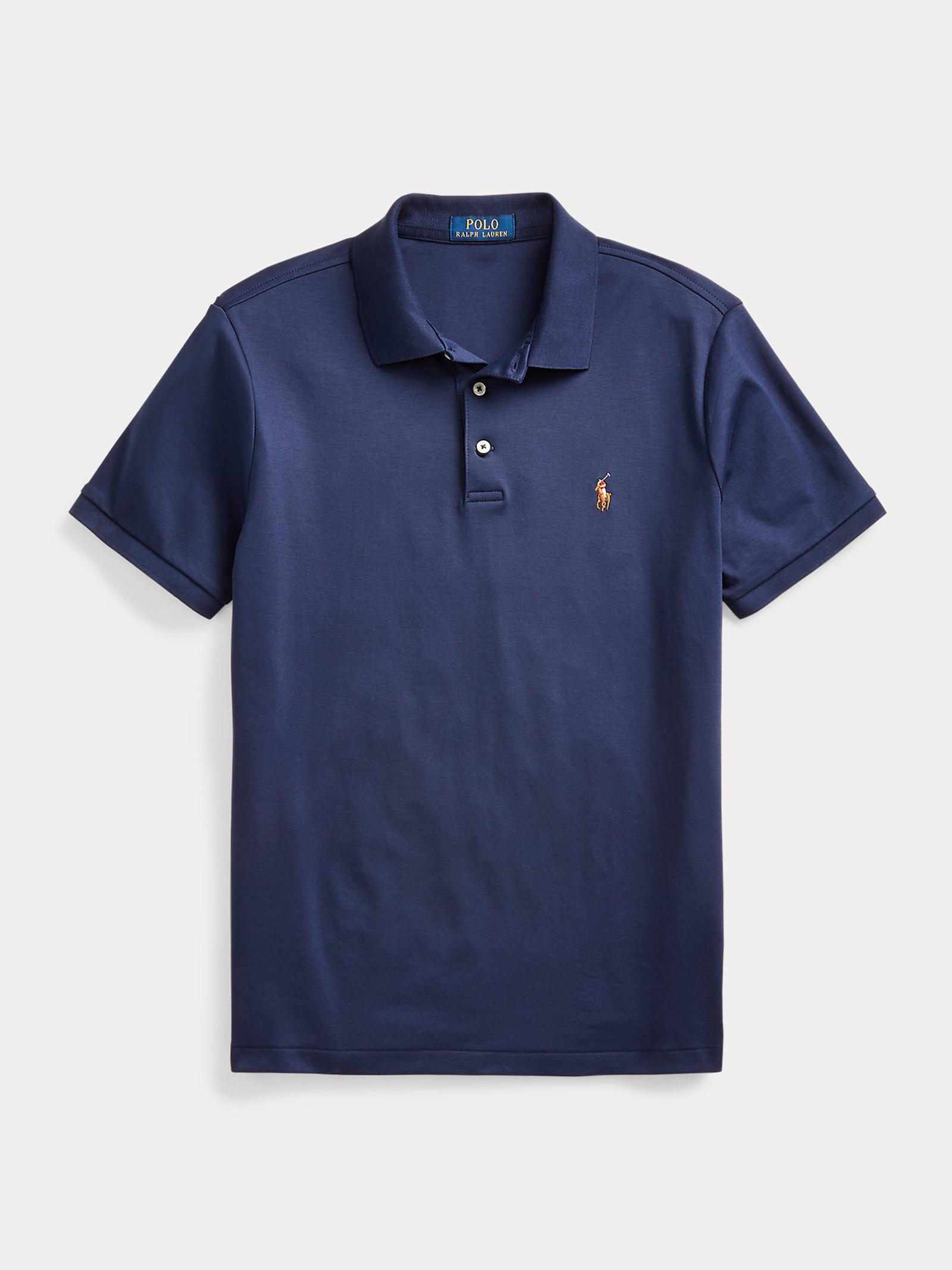 Polo in cotone morbido Slim-Fit RALPH LAUREN   Polo   710-652578127