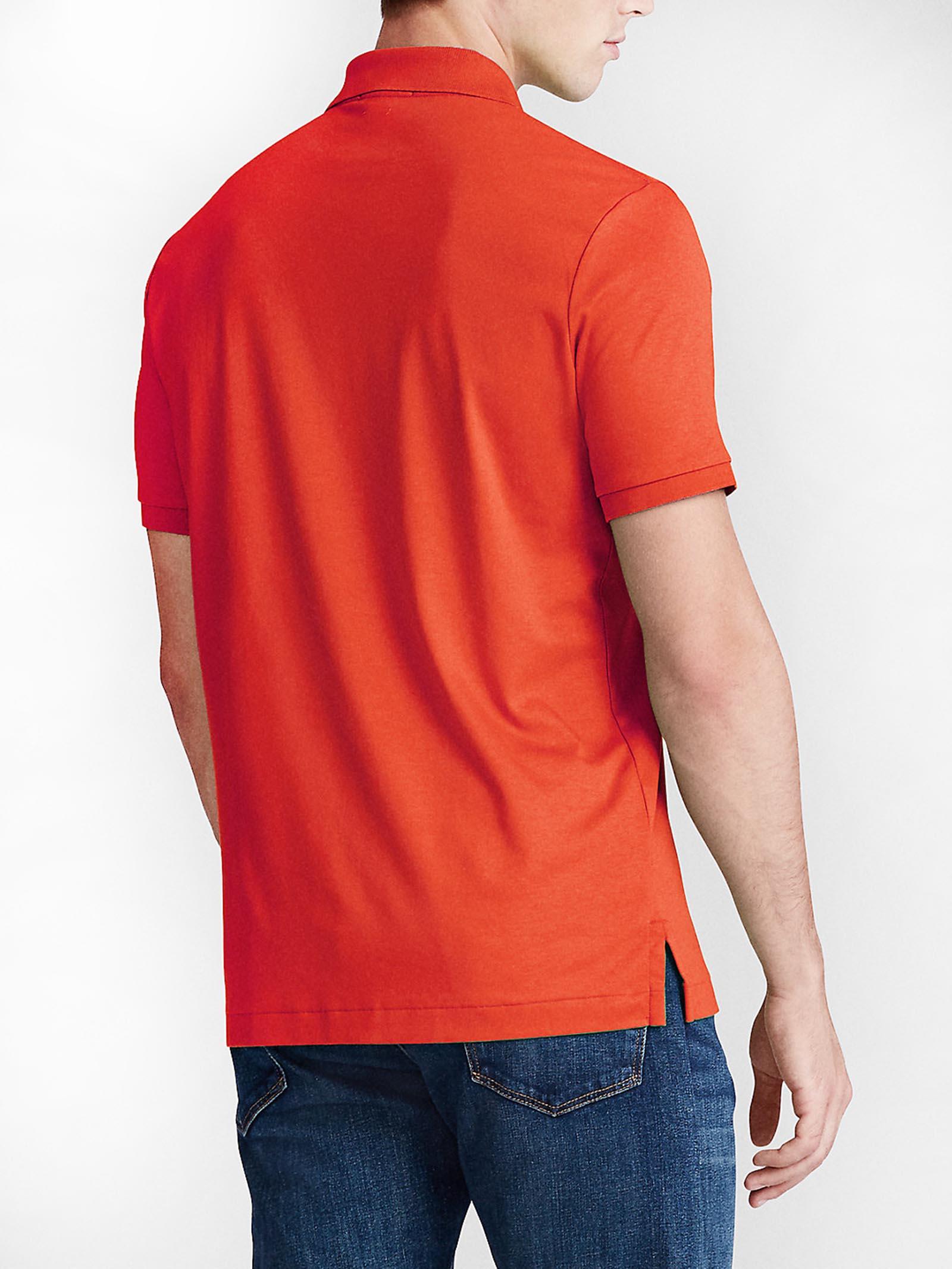 Polo in cotone morbido Slim-Fit RALPH LAUREN | Polo | 710-652578128
