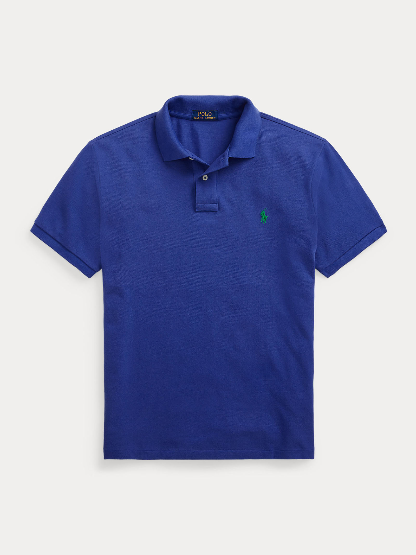 Polo in piqué Custom Slim-Fit RALPH LAUREN   Polo   710-680784215