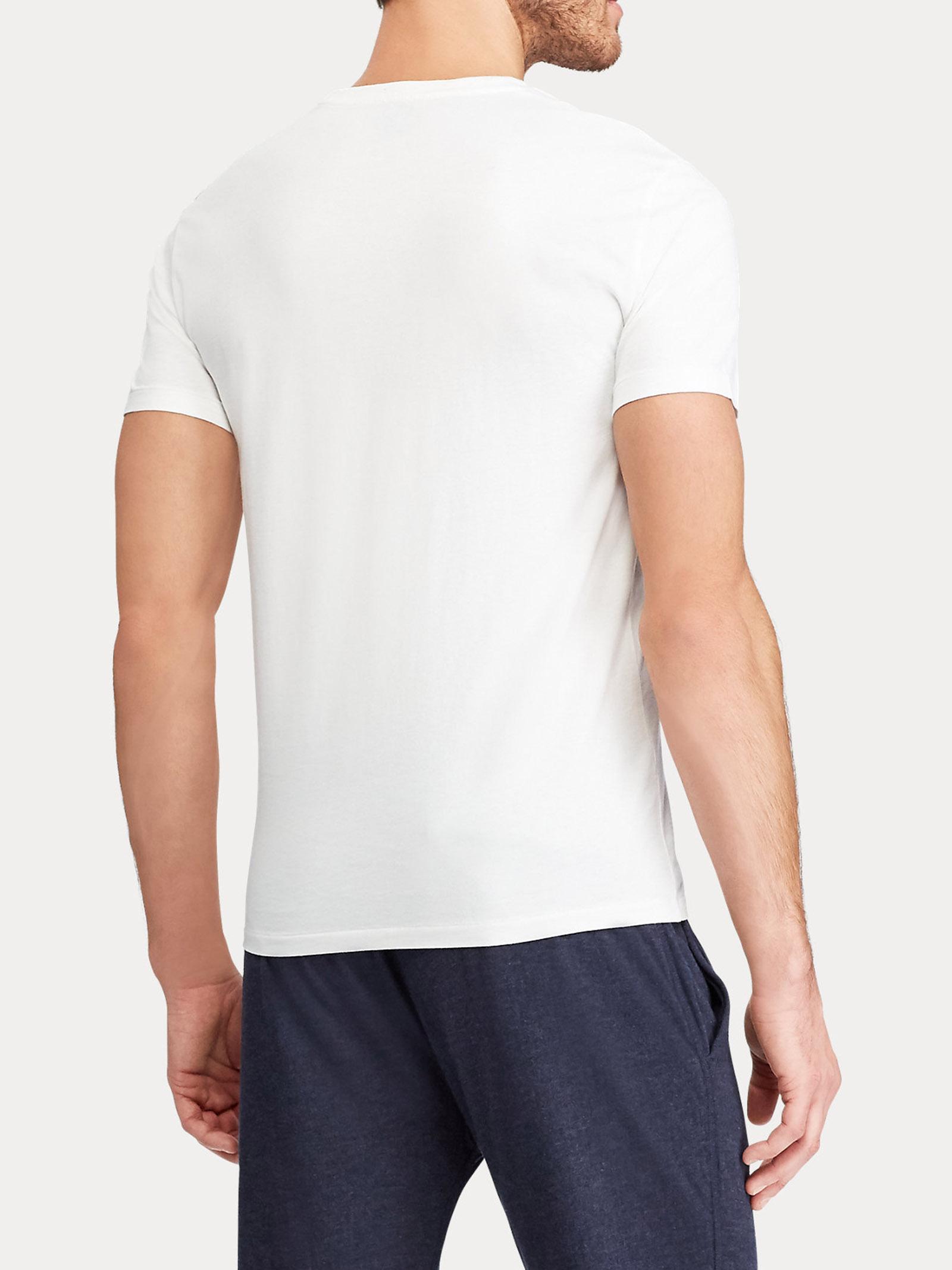 T-shirt girocollo slim fit RALPH LAUREN | T-shirt | 710-680785003