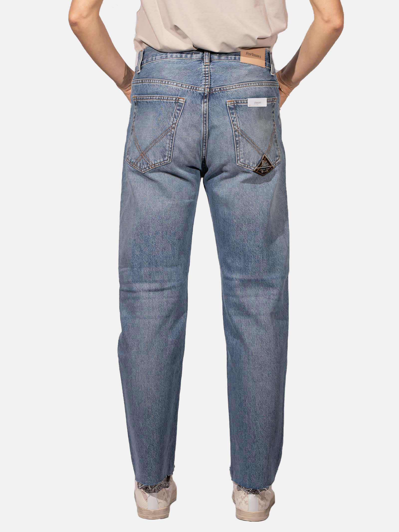 Jeans cool no pulp Roy Roger's ROY ROGER'S | Jeans | P21RND210D4021752NDENIM