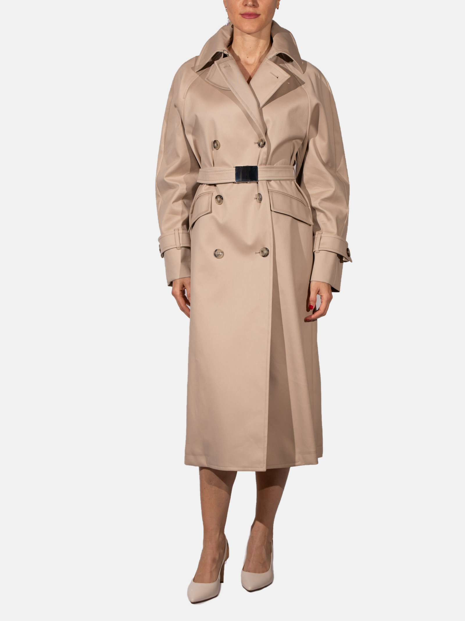 Trench Fleres SPORTMAX | Trench | 20210117600001