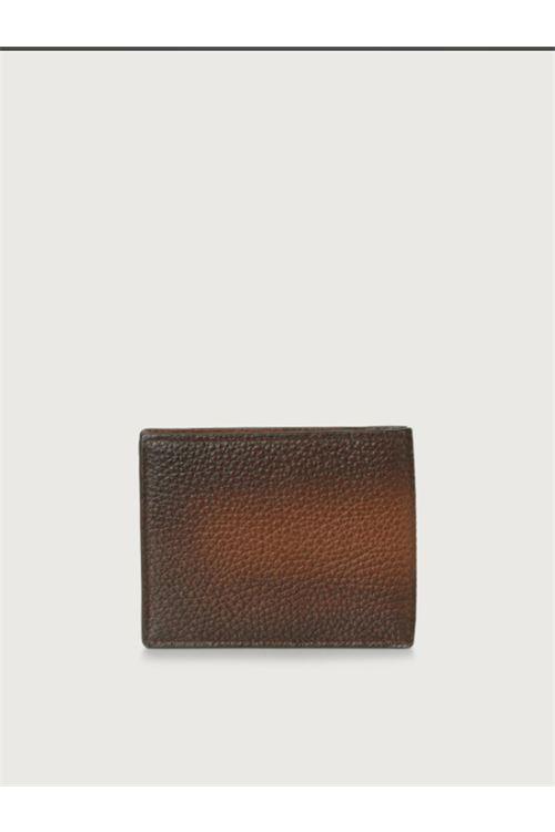 Portafoglio Micron in pelle ORCIANI | Portafogli | SU0090SIGARO