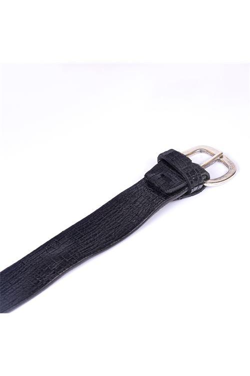 Cintura in pelle alberto luti ALBERTO LUTI | Cintura | 528-35NERO