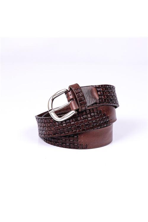 Cintura in pelle alberto luti ALBERTO LUTI | Cintura | 620-30TN