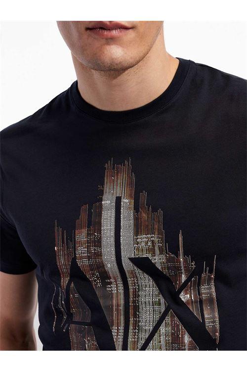 T-shirt regular fit ARMANI EXCHANGE | T-shirt | 6HZFG/ZGH4Z1510