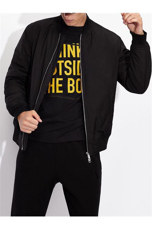 T-shirt slim fit a maniche lunghe ARMANI EXCHANGE   T-shirt   6HZTAR/ZJS1Z1200