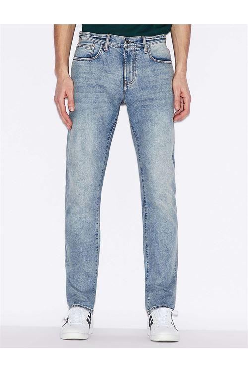Cinque tasche j13 slim icon period ARMANI EXCHANGE | Jeans | 8NZJ13/Z1P1Z1500