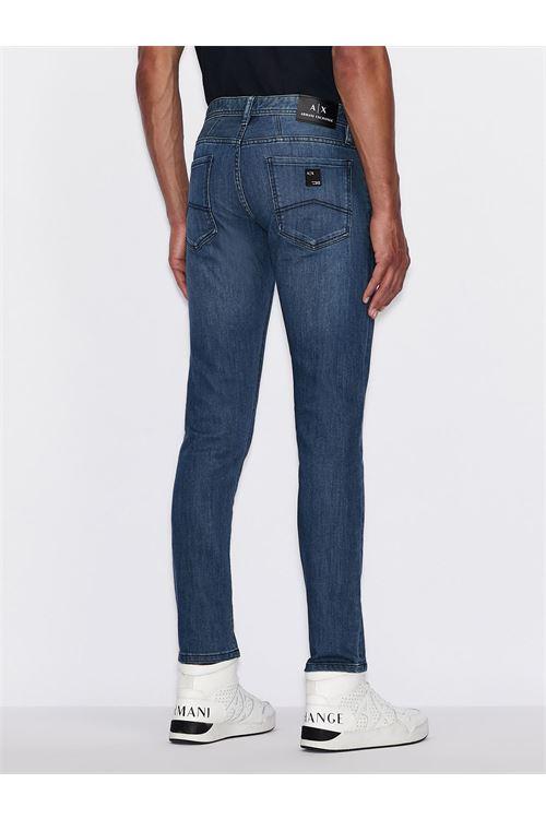 Jeans slim fit ARMANI EXCHANGE | Jeans | 8NZJ14/Z1A3Z1500