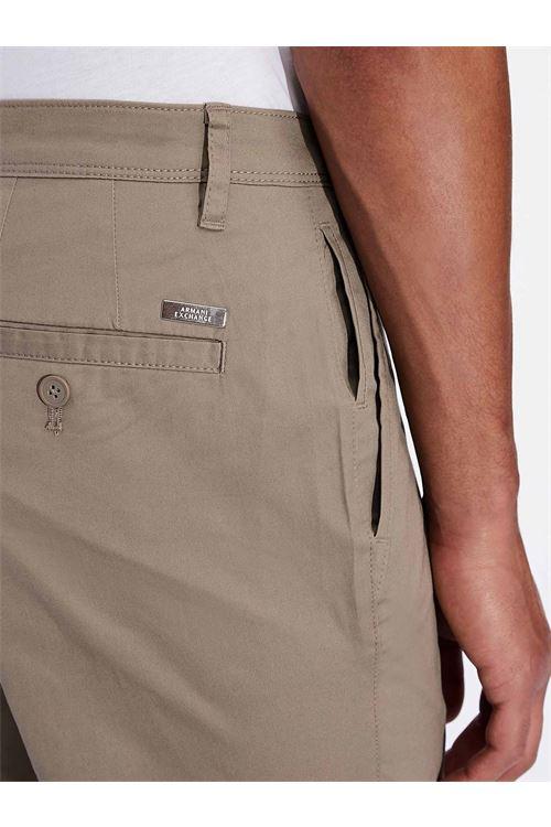 PANTALONI SLIM FIT ARMANI EXCHANGE | Pantalone | 8NZP43/ZNJUZ1742