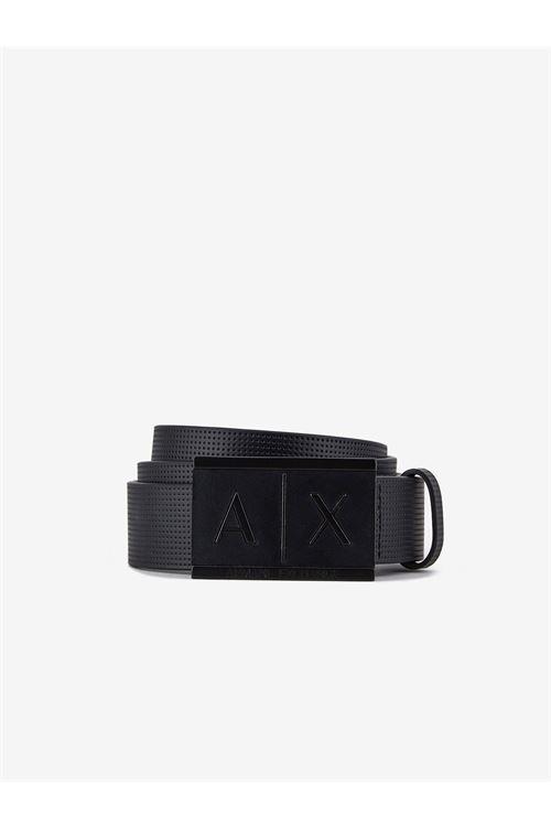 Cintura in pelle ARMANI EXCHANGE | Cintura | 951019/CC50700020