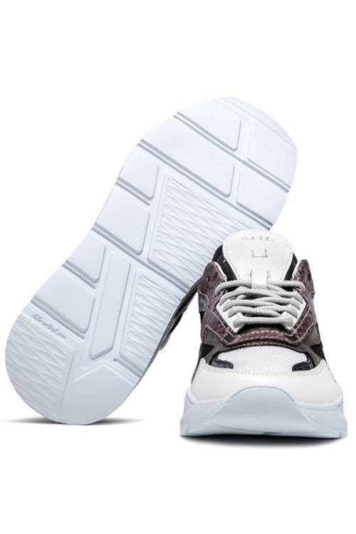 Sneaker modello FUGA D.A.T.E. D.A.T.E.   Scarpe   W331-FUGA PYTHONBLACK