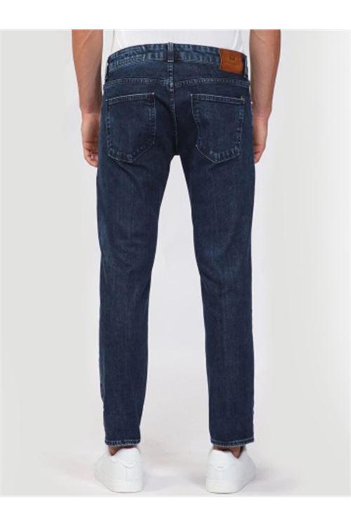 pantalone 5 tasche denim corto Entre Amis ENTRE AMIS | Jeans | 8177/206L7274039