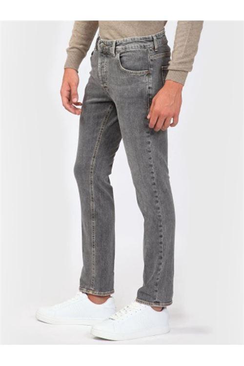Pantalone 5 tasche denim corto Entre Amis ENTRE AMIS | Jeans | 8177/344L6842021