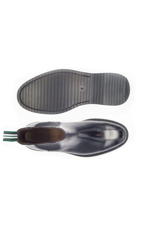 Stivaletto chelsea nero GREEN GEORGE | Scarpe | 5079NERO
