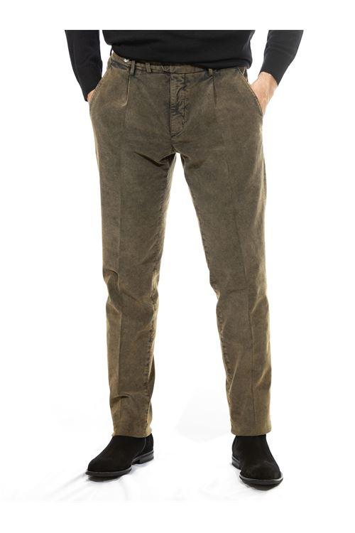 Pantalone velluto GTA G.T.A. | Pantalone | BYRON VELLUTO 1000700S