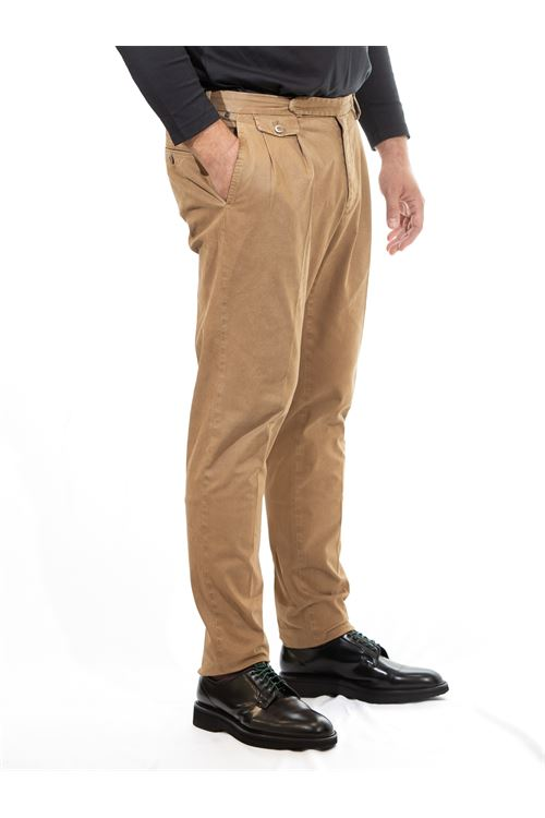 Pantalone con cinturino GTA G.T.A. | Pantalone | HARRY BATAVIA509H