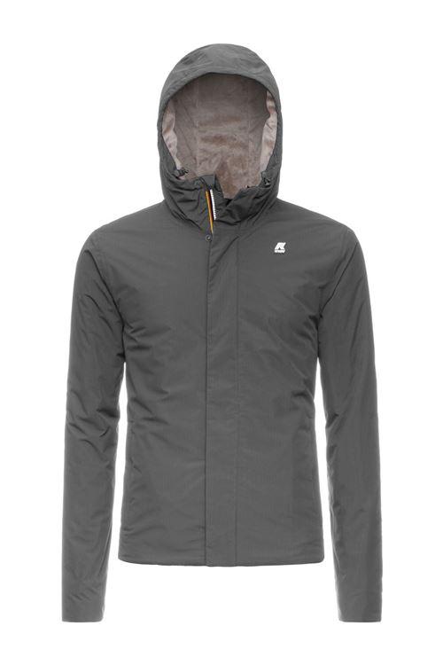 ripstop marmotta zip coperta K-WAY | Giubbino | K1119KWA20