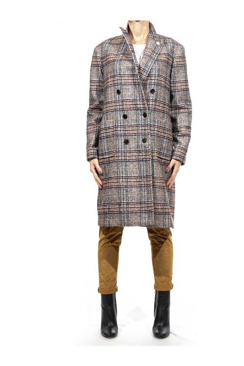 Cappotto doppio petto Lardinii LARDINI | Cappotto | DA7009925Q