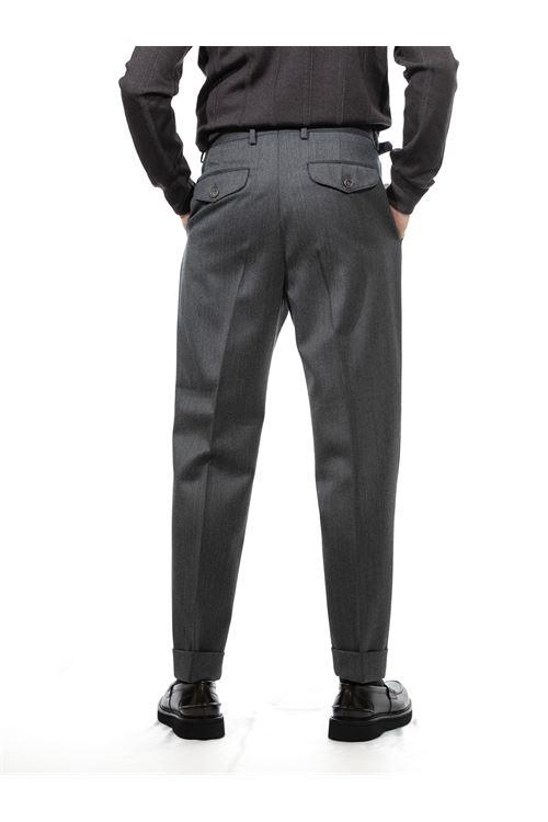 Pantalone grigio LARDINI LARDINI | Pantalone | LUXOR3W/55089900