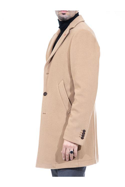 Cappotto tre bottoni MANUEL RITZ MANUEL RITZ | Cappotto | C4478/20374124