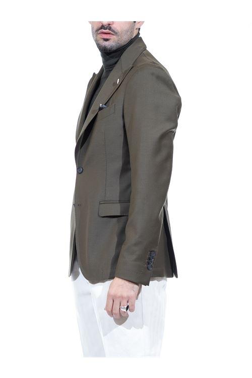 Giacca due bottoni  in lana MANUEL RITZ | Giacca | G2748/20050139