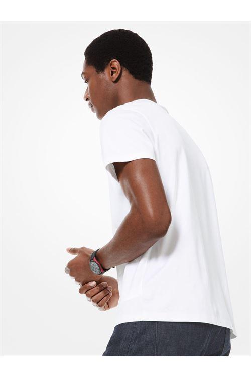T-shirt a girocollo in cotone MICHAEL KORS   T-shirt   CB95FJ2C93001