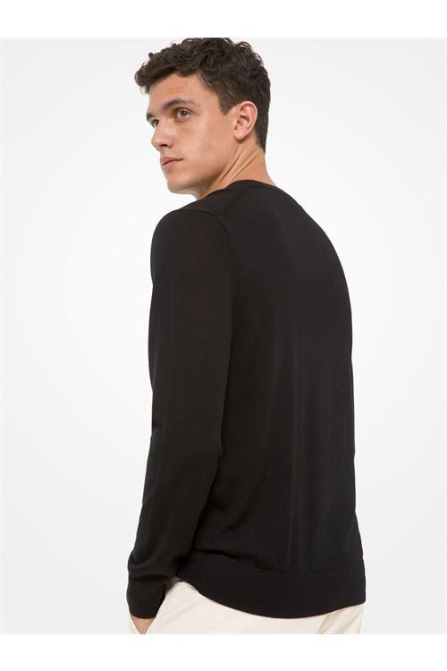 Pullover in lana merino MICHAEL KORS | Maglia | CF06L4K2DG001