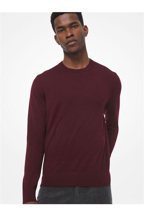 Pullover in lana merino MICHAEL KORS | Maglia | CF06L4K2DG604