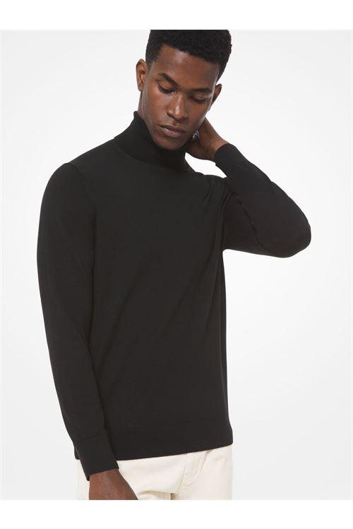 Pullover dolcevita in lana merino MICHAEL KORS   Maglia   CF06L4M2DG001