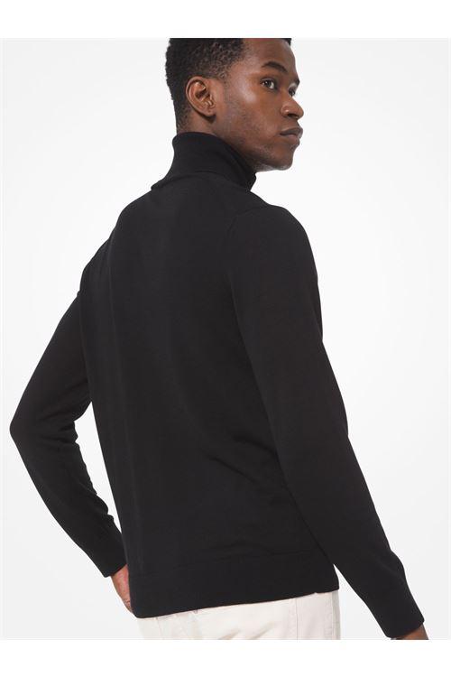 Pullover dolcevita in lana merino MICHAEL KORS | Maglia | CF06L4M2DG001
