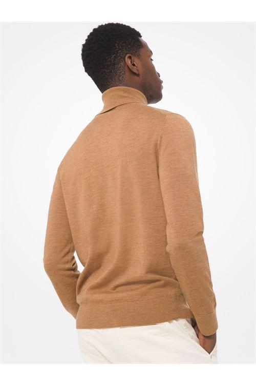 Pullover dolcevita in lana merino MICHAEL KORS | Maglia | CF06L4M2DG209