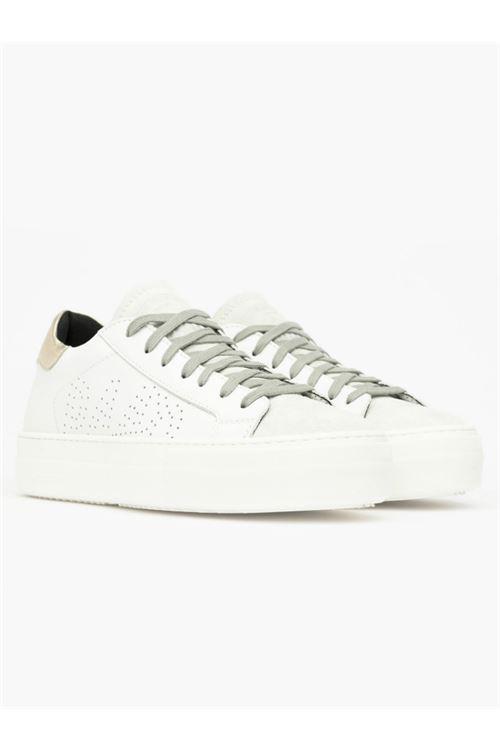 Sneaker basic modello THEA P448 P448 | Scarpe | F208THEA-WWH/PLA