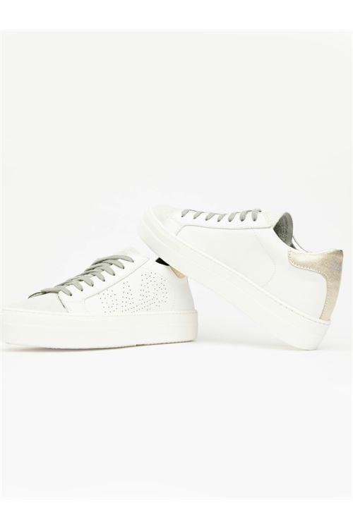 Sneaker basic modello THEA P448 P448   Scarpe   F208THEA-WWH/PLA