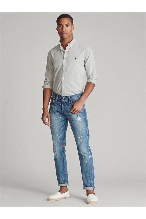 Camicia in cotone stretch Slim-Fit RALPH LAUREN | Camicia | 710/767330007
