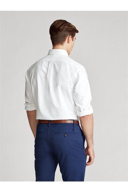 Camicia in popeline Slim-Fit RALPH LAUREN | Camicia | 710/815557001