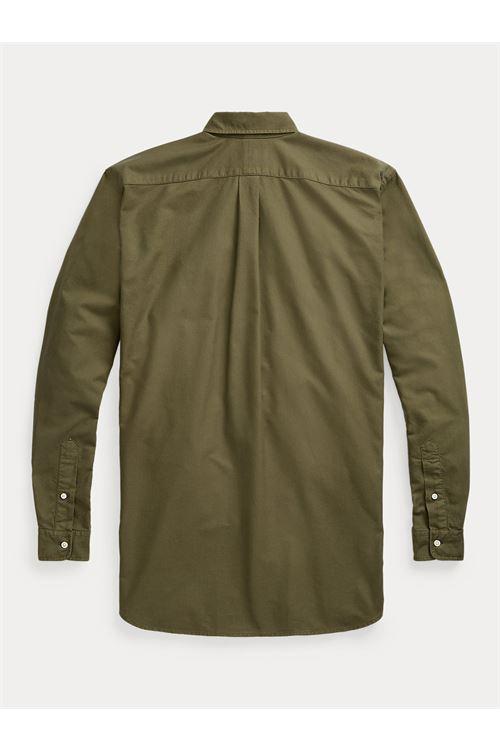 Camicia in popeline Slim-Fit RALPH LAUREN | Camicia | 710/815558006
