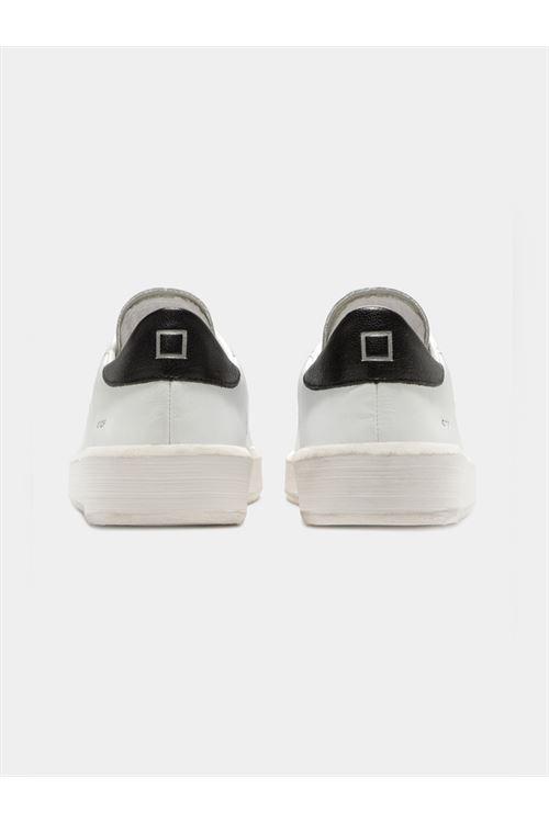 ACE CALF WHITE-BLACK D.A.T.E. | Sneakers | M351-AC-CAWB