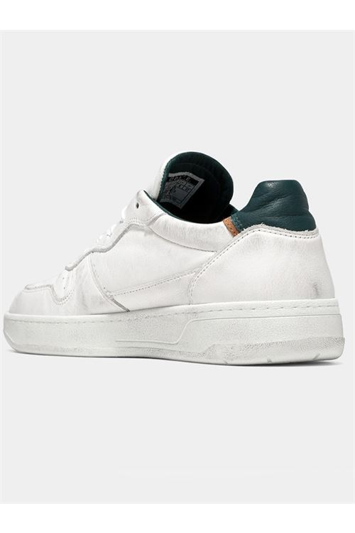 CURT BIANCO-VERDE PURO D.A.T.E. | Sneakers | M351-CRPUWG