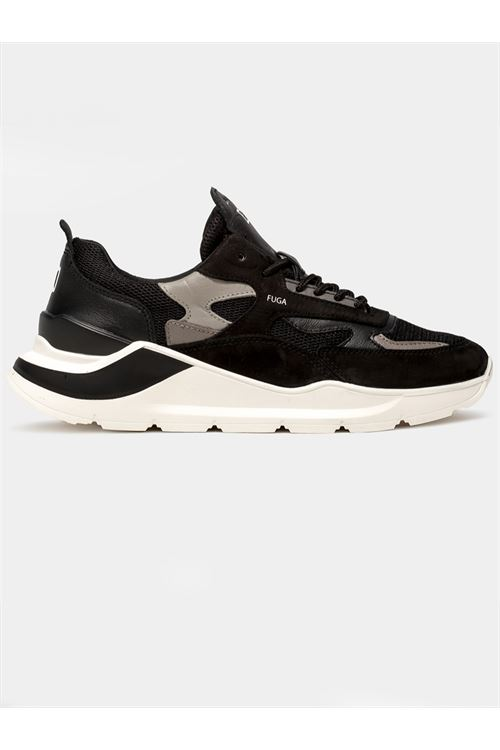 FUGA MESH BLACK D.A.T.E. | Sneakers | M351-FG-MEBK