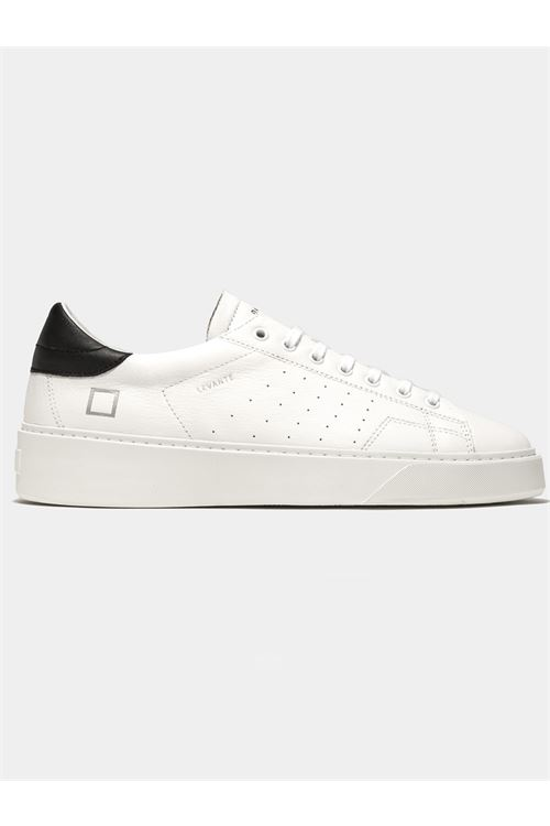 LEVANTE CALF WHITE-BLACK D.A.T.E. | Sneakers | M351-LV-CAWB