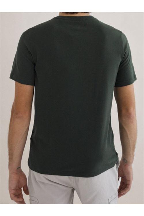 Nuova maglietta da uomo Natal ECOALF | T-shirt | NEW NATALF LABEL PATCH106