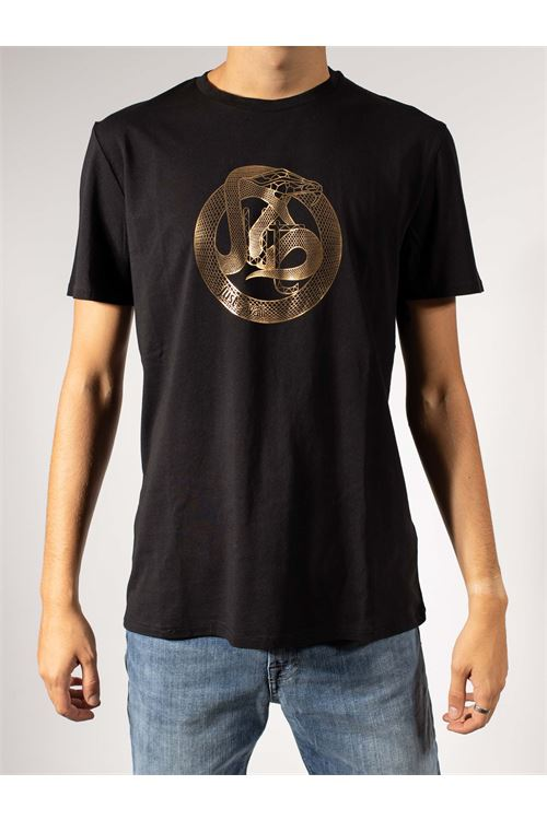T-SHIRT CON STAMPA JUST CAVALLI | T-shirt | S03GC0638-N20663900