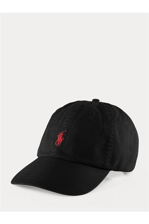 Cappellino in piqué di cotone RALPH LAUREN | Berretto | 710-548524004