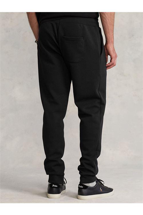 Jogger a maglia doppia RALPH LAUREN | Pantalone | 710-652314001