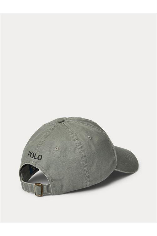 Cappellino in piqué di cotone RALPH LAUREN | Berretto | 710-667709065