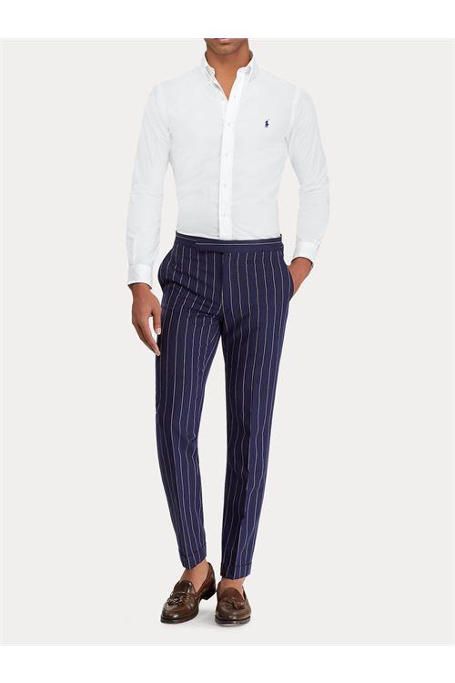 Camicia slim fit in cotone RALPH LAUREN | Camicia | 710-705269002