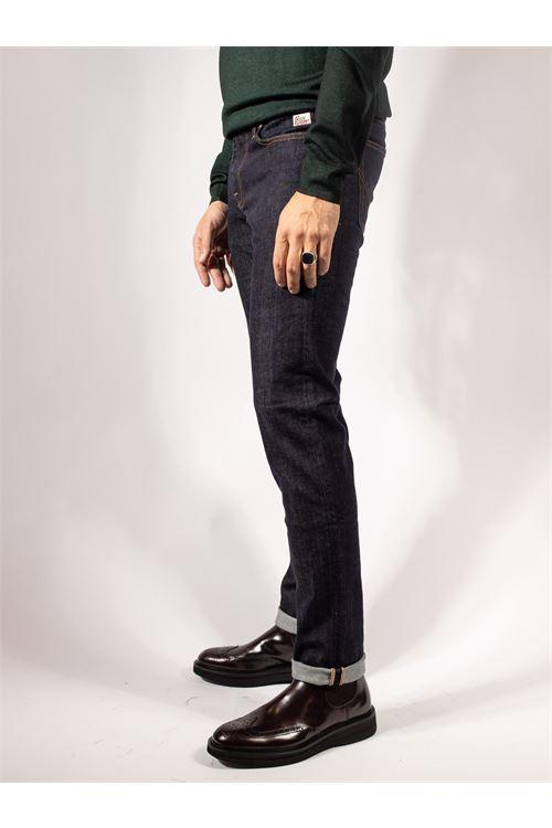JEANS RINSE ROY ROGER'S | Jeans | RRU075D0210021-RINSE999