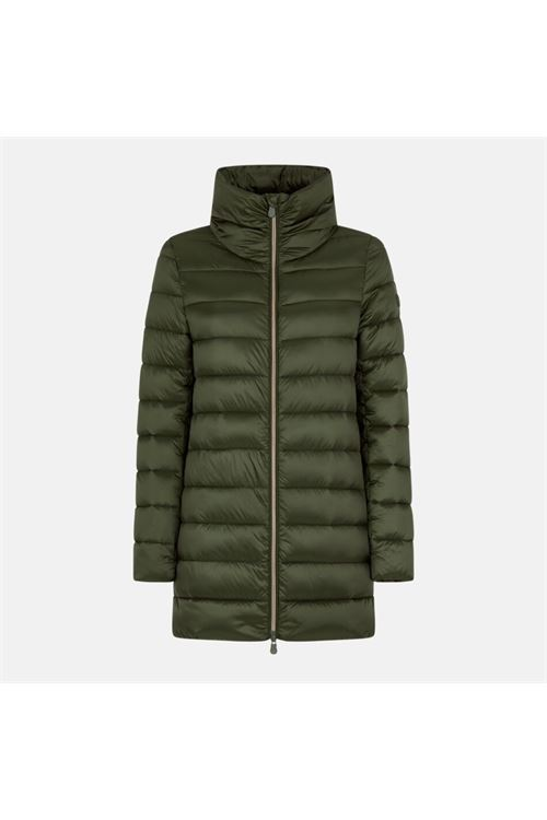 Giaccone LYDIA SAVE THE DUCK SAVE THE DUCK | Giaccone | LYDIA D43620W50023 PINE GREEN